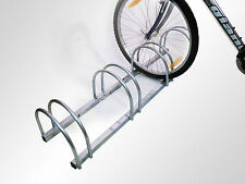 3 4 5 and X-Long 5 bike stand wall or floor mounted cycle rack bicycle garage