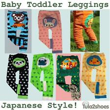 BABY TODDLER JAPANESE STYLE LEGGINGS/TIGHTS/TROUSERS/PANTS  6-12 M, 1-2, 2-3 YRS