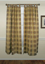 Foamback Insulated Tab Top Curtains 100% Cotton Made in USA