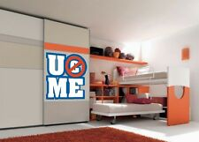 WWE John Cena You Cant See Me Full Colour Wall Sticker