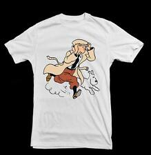 Tintin and Snowy shirt