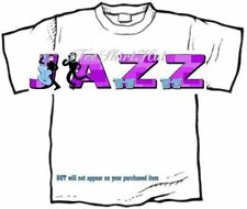 T-shirt - Your Name in -- BEATNIKS, Jazz, personalized