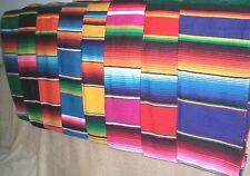 X-large Mexican Serape Blanket Hotrod Seat Cover