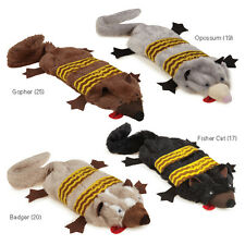 Grriggles Road Crew Unstuffy Pet Toys Tug, Toss & Carry Faux Fur Dog Toy New!!