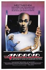 ANDROID Movie Poster 1982 Sci-fi