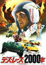 DEATH RACE 2000 Movie Poster Stallone