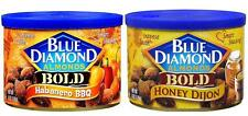 Blue Diamond Almonds BOLD Honey Dijon Habanero BBQ Flavor Heart Smart Snack 6oz