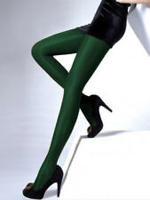 "Thick Opaque Tights ""Diverse"" 100 DEN satin gloss - S M L"