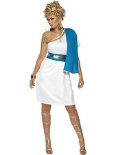 Adult Womens Roman Beauty Costume Smiffys Fancy Dress Costume