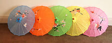 Chinese / Japanese Ladies  Silky Parasol/55cm,Small Size
