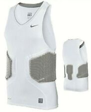 New Mens 3XL NIKE Pro Combat Vis Deflex Padded Basketball Compression Tank Top
