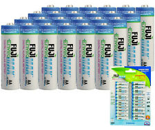 FUJI Enviromax Digital Alkaline Batteries AA or AAA | 24 PACK | Exp 2016 | New