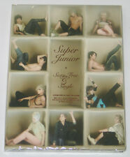 Super Junior - Sexy, Free & Single (Vol.6) [TYPE-B] CD+Photocard+Poster