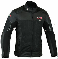 Air-Vent 360Airflo Motorbike Motorcycle Jacket Protective Biker Gears All sizes