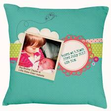 Scrapbook  Photo cushion | Personalised | Gift | Superior quality with  zip
