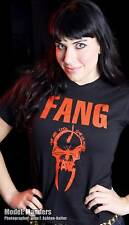 FANG T shirt WE ARE COOL GIVE US MONEY PUNK US HARDCORE