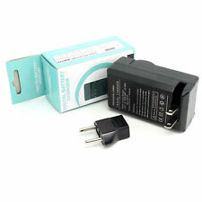 NEW Camera Travel Battery Charger For Canon LPE6 E6 LP-E6 EOS 5D 7D 60D