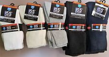 3 Pairs Diabetic Socks Supports Special Ultra Dry Comfort Edema Neuropathy Pack