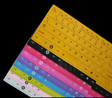 US Keyboard Skin Cover for Toshiba Satellite L650 L650D L655 C650 C655 L670 L750