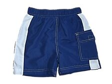 LOVELY NEW BOYS BLUE SWIMMING TRUNKS SWIM SHORTS ~ SCHOOL 2-16 years HOLIDAY