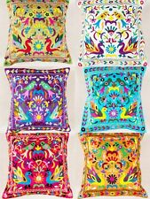 Floral pattern Indian cushion covers - Vana