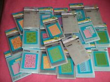 Cuttlebug Embossing folders, borders. Your choice Many to choose from. New