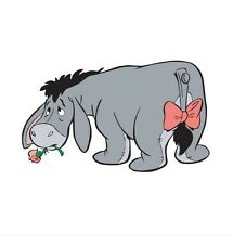 Eeyore Vinyl Die-cut Decal / Sticker **4 Sizes**
