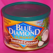 Blue Diamond Seasonal Almonds TOASTED COCONUT ROSEMARY BLACK PEPPER BACKYARD BBQ