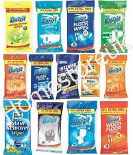 ALL TYPES HOUSE HOME KITCHEN BATHROOM TOILET WINDOW CLEANER CLEANING WET WIPES