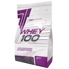 Trec Nutrition Whey 100 Pure Protein Gain Muscle And Weight Control Lean Body