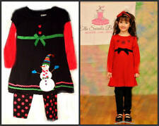 Good Lad NWT Winter and Christmas Dresses in 2 Styles and Multiple Sizes