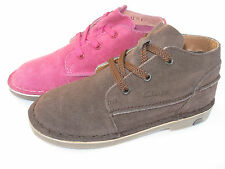 Brand new CLARKS   girls  boys size 9.5; 10;11;11.5;12 leather brown pink shoes