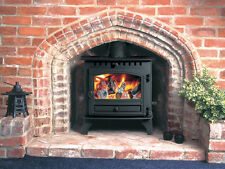 Hunter Herald 5 Slimline Multifuel and Woodburning Defra Approved Stove