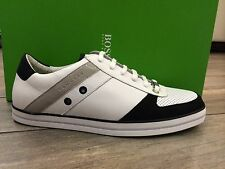 HUGO BOSS Mens Shoes Sneakers Trainers SOMERSET LIGHT by BOSS Green -New In Box