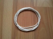 Ø 2mm Silica wick rope - high quality - temperature resistance   1300°C