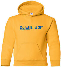 DutchBird Retro Logo Dutch Airline Hooded Sweatshirt HOODY