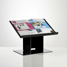 Brand New Laptop Notebook Stand Desk Lectern in Acrylic Perspex Plastic