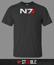N7 T-Shirt - New - Direct from Manufacturer
