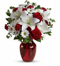 Teleflora Be My Love Flower bouquet T128-2A - Fresh Flower Delivery by Florist