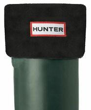 Girls Youth HUNTER WELLY SOCKS Black Various Sizes Available (Brand New in Box)