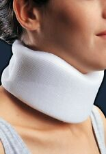 Cervical Collar Neck Brace Support Mild Broken Sprain Strain Back Costume Wrap