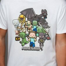 Minecraft Party T-Shirt - S, M, L, XL - Officially Licensed Graphic Tee Creeper