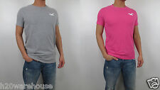 NWT HOLLISTER HCO Men 's Muscle Slim Fit Hermosa Tee T Shirt By Abercrombie