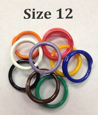 Size 12 - Poultry, Chicken, Bird Spiral ID Leg Bands