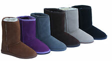 UGG Classic Short 3/4 Boots Premium Australian Sheepskin Women Ladies