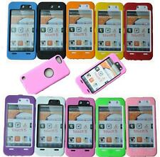 Shockproof Silicone Hard Case Skin Cover for apple ipod touch 5 5th 5G
