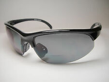 BIFOCAL READING SUN GLASSES SAFETY MAGNIFY SPORT MAN WOMAN TINTED LENS - 378BF