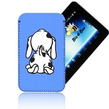 'CUTE SPOTTY DOG' [7] Case Pouch Cover Sleeve for AMAZON KINDLE TOUCH & TOUCH 3G