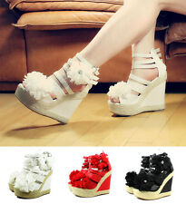 3 Color New Sexy Lady Fashion Pump Prom Platform Women High Heels Sandals Shoes