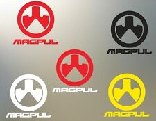"(2) 4"" magpul vinyl Decal sticker any size color surface car  RC PHONE S580"